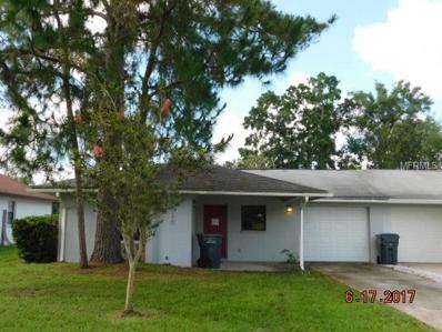 813 Mikasuki Drive, Lakeland, FL 33813 - MLS#: K4701598