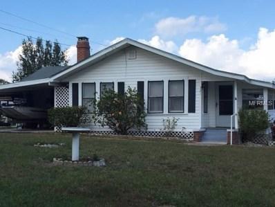 321 Virginia Street, Frostproof, FL 33843 - MLS#: K4701843