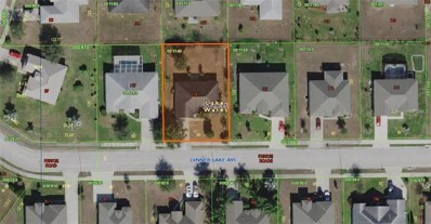 145 Dinner Lake Avenue, Lake Wales, FL 33859 - MLS#: K4701960