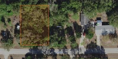 Silver Sand Road, Frostproof, FL 33843 - MLS#: K4900094