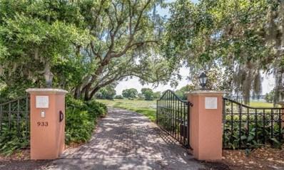 933 Mangham Road, Babson Park, FL 33827 - MLS#: K4900136