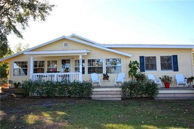 922 S Lake Reedy Boulevard, Frostproof, FL 33843 - MLS#: K4900299