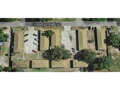 1619 Goodyear Avenue, Lakeland, FL 33801 - MLS#: L4719193