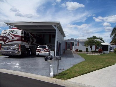 5112 Island View Circle S, Polk City, FL 33868 - MLS#: L4719723