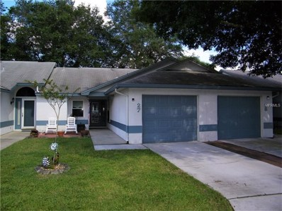 6381 Egret Drive UNIT 27, Lakeland, FL 33809 - MLS#: L4722450