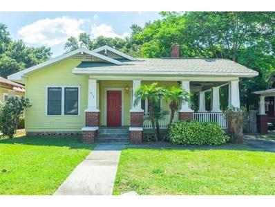 813 S Pennsylvania Avenue, Lakeland, FL 33801 - MLS#: L4722489