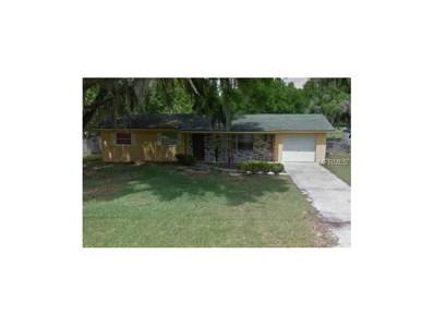 13804 Meadow Oaks Drive, Dover, FL 33527 - MLS#: L4722997