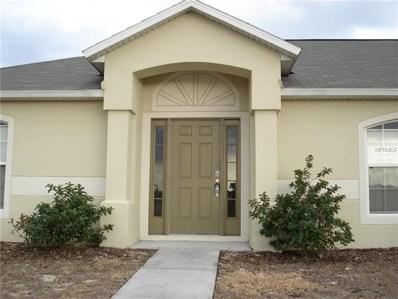 541 Hatchwood Drive, Haines City, FL 33844 - MLS#: L4724453