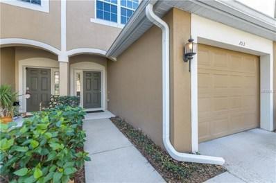 6336 Castelven Drive UNIT 103, Orlando, FL 32835 - MLS#: L4724639