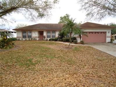 7912 Holly Ridge Drive, Lakeland, FL 33810 - MLS#: L4725317