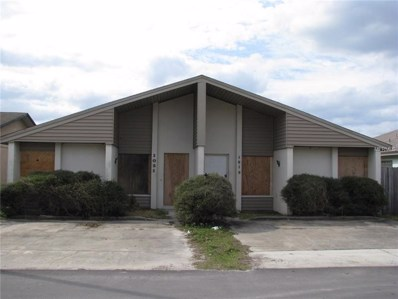 1019-1021 Buccaneer Drive, Lakeland, FL 33801 - MLS#: L4725373