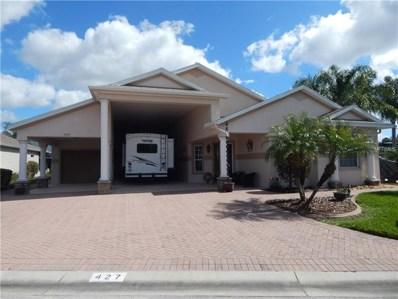 427 Cruisers Drive, Polk City, FL 33868 - MLS#: L4725735