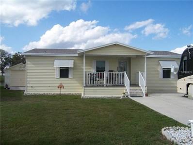 4990 Mount Olive Shores Drive, Polk City, FL 33868 - MLS#: L4725796