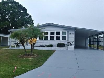 4918 Foxwood Boulevard, Lakeland, FL 33810 - MLS#: L4900540