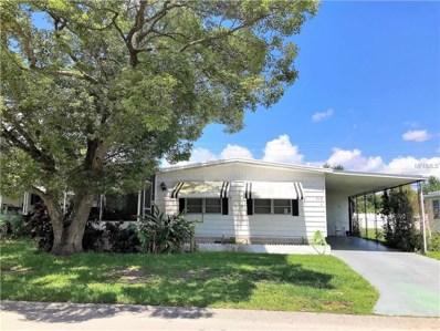 523 Skyline W Drive, Lakeland, FL 33801 - MLS#: L4900832