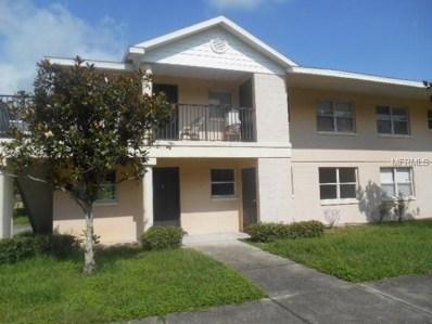 1205 Unitah Avenue UNIT 5, Lakeland, FL 33803 - MLS#: L4901187
