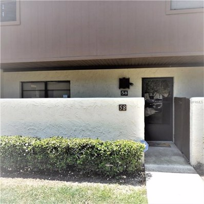 1880 N Crystal Lake Drive UNIT 58, Lakeland, FL 33801 - MLS#: L4901458