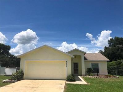 4928 Palm View Drive N, Mulberry, FL 33860 - MLS#: L4901599