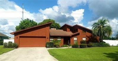5519 Club Hill W, Lakeland, FL 33812 - MLS#: L4901682