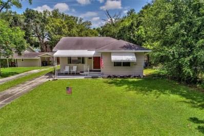 811 W Park Street, Lakeland, FL 33803 - MLS#: L4901955