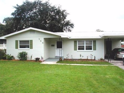 544 Carey Place, Lakeland, FL 33803 - MLS#: L4902163