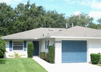 1508 Oakview Circle SE, Winter Haven, FL 33880 - MLS#: L4902300
