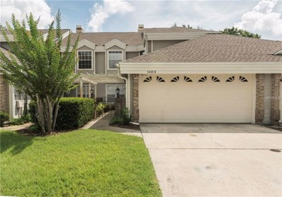 1103 Waterfall Lane, Lakeland, FL 33803 - MLS#: L4902326