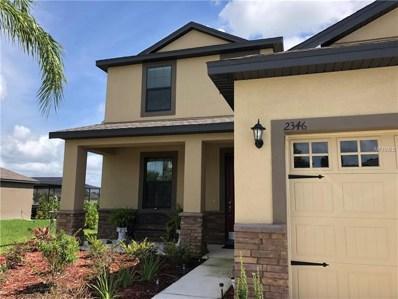 2346 Sebago Drive, Lakeland, FL 33805 - MLS#: L4902397