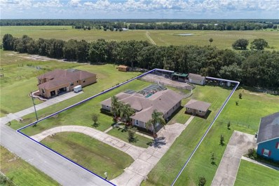 15128 Evans Ranch Road, Lakeland, FL 33809 - MLS#: L4902767
