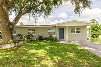 160 E Thelma Street, Lake Alfred, FL 33850 - MLS#: L4903131