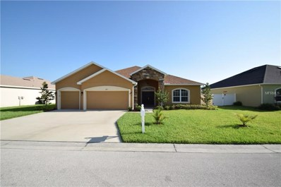 2812 Whitney Street, Lakeland, FL 33813 - MLS#: L4903392