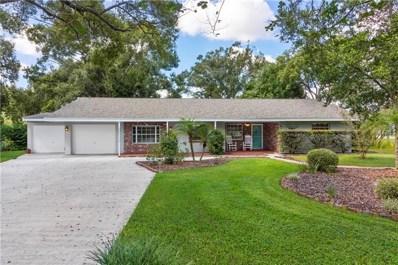 6111 Andrea Drive, Lakeland, FL 33813 - MLS#: L4903545