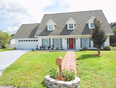 1165 Colony Arms Drive, Lakeland, FL 33813 - MLS#: L4903782