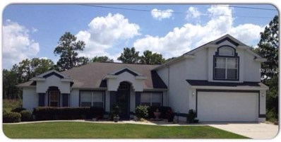 1400 W Landmark Drive, Citrus Springs, FL 34434 - MLS#: L4904428