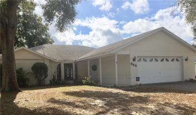 855 Lamp Post Lane, Lakeland, FL 33809 - MLS#: L4904888