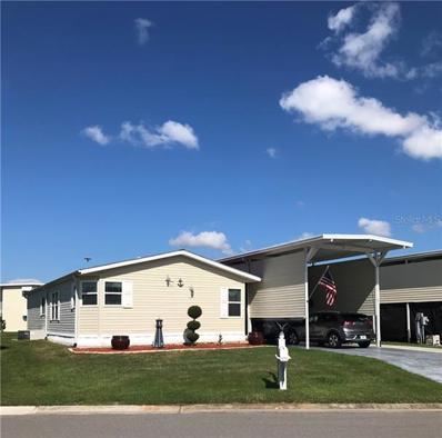5248 Island View Circle S, Polk City, FL 33868 - MLS#: L4905017