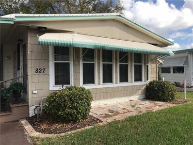 827 Cassandra Lane, Lakeland, FL 33809 - MLS#: L4905380