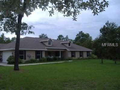 8341 Gladstone Street, Weeki Wachee, FL 34613 - MLS#: L4905592