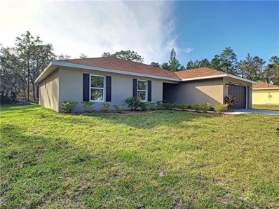 15297 Myland Road, Weeki Wachee, FL 34614 - MLS#: L4906750
