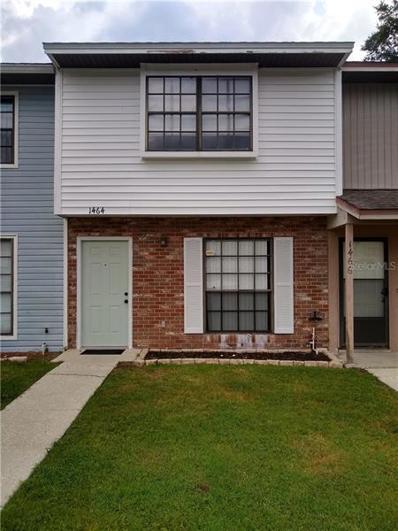 1464 Ridge Lake Court, Lakeland, FL 33801 - #: L4908643