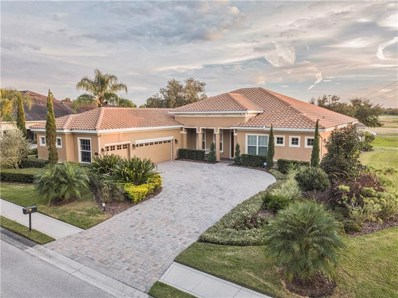 6840 Eagle Ridge Boulevard, Lakeland, FL 33813 - #: L4912523