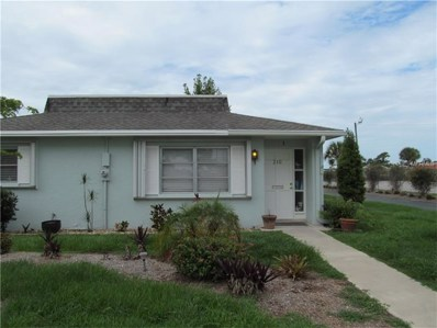 210 Field Avenue E UNIT 3, Venice, FL 34285 - MLS#: N5913307