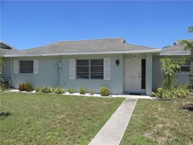 1005 Cooper Street UNIT 14, Venice, FL 34285 - MLS#: N5913601
