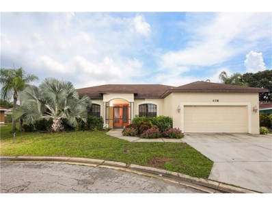 478 Sunnyside Drive, Venice, FL 34293 - #: N5913623