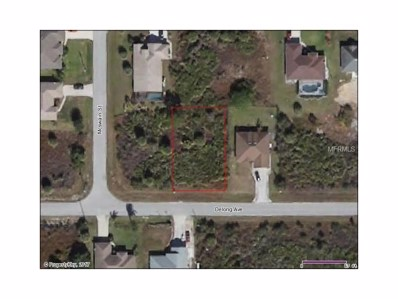 Delong Avenue, North Port, FL 34291 - MLS#: N5913824