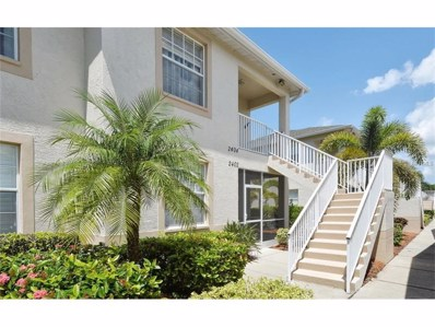2404 Auburn Lakes Circle UNIT 4, Venice, FL 34292 - MLS#: N5914167