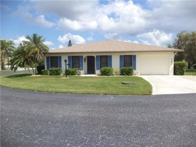 741 Vivienda West Boulevard UNIT 24, Venice, FL 34293 - MLS#: N5914353