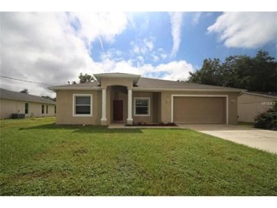 5035 Jody Avenue, North Port, FL 34288 - MLS#: N5914724