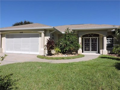 165 Bunker Road, Rotonda West, FL 33947 - MLS#: N5914883