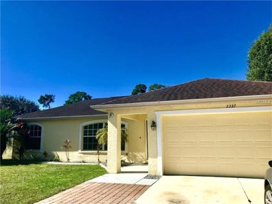 2227 N Chamberlain Boulevard, North Port, FL 34286 - MLS#: N5915010